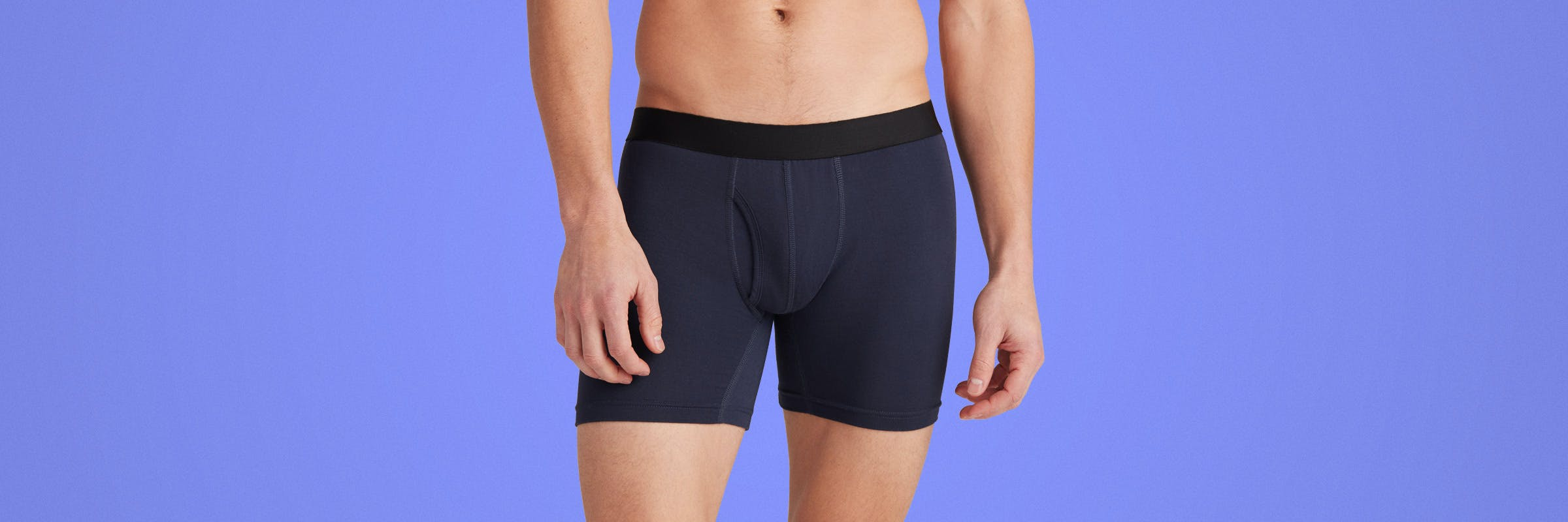 Boxer Brief w/ Fly