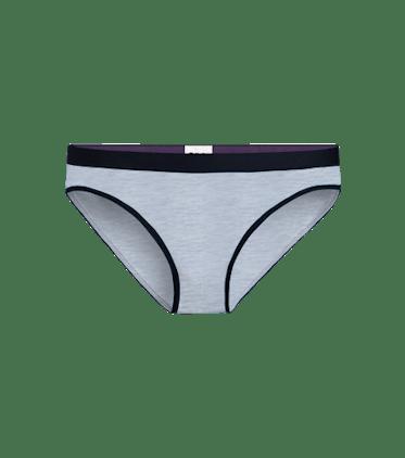 Women's Bikini in Heather Grey