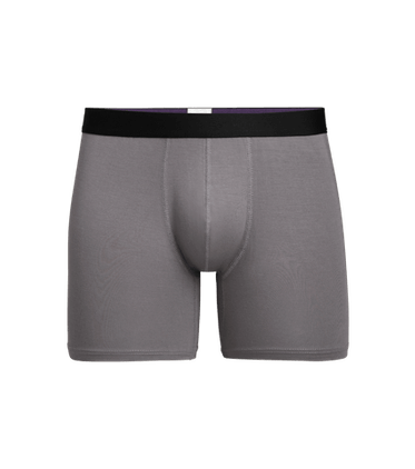 Men's Boxer Brief in Grey