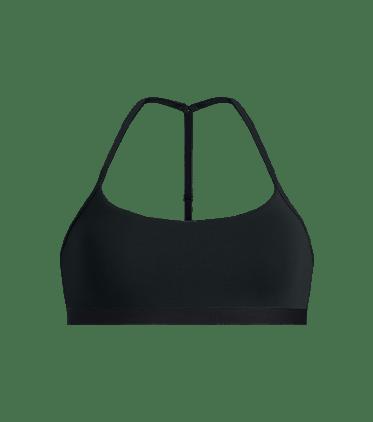 T-Back Bralette in Black