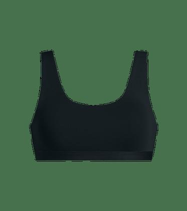 U-Back Bralette in Black