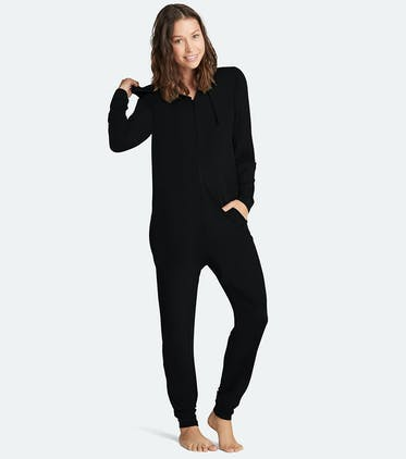 Unisex Onesie in Black