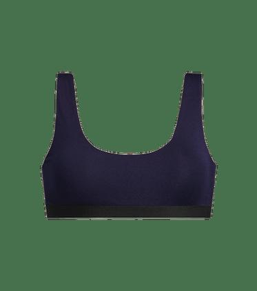 U-Back Bralette in Dark Sapphire