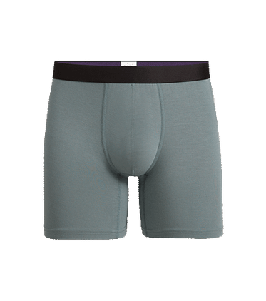 Men's Boxer Brief in Goblin Blue