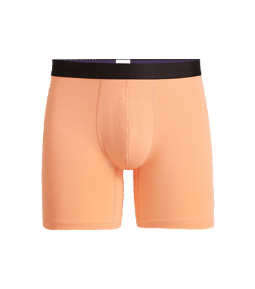 Men's Boxer Brief in Cantaloupe