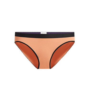 Women's Bikini in Cantaloupe