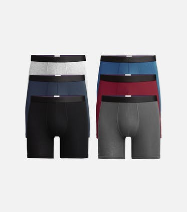 Boxer Brief 6-Pack in Classic Pack