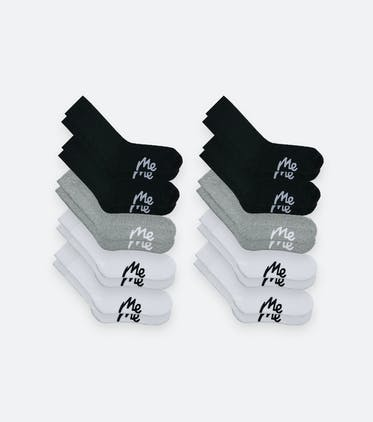 Crew Sock 10-Pack in Classic Pack