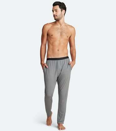 Men's Lounge Pant in Grey