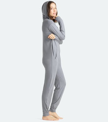 Unisex Onesie in Grey