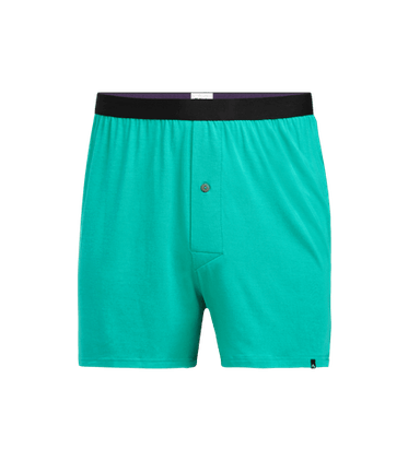 Men's Boxer in Minty Fresh