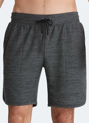 Men's Hacci Short