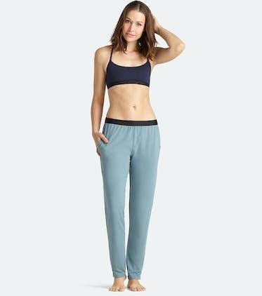 Women's Lounge Pant in Goblin Blue