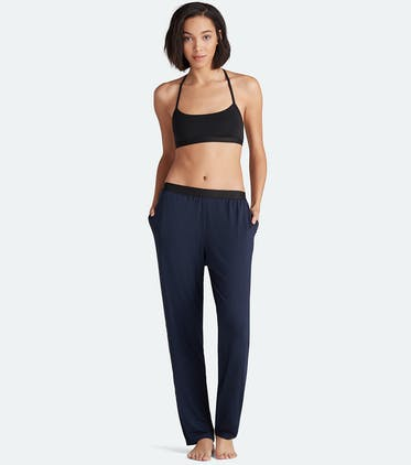 Women's Lounge Pant in Dark Sapphire