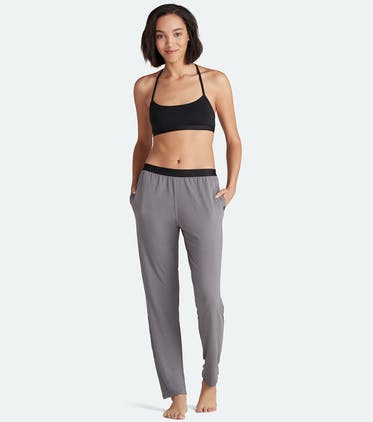 Women's Lounge Pant in Grey