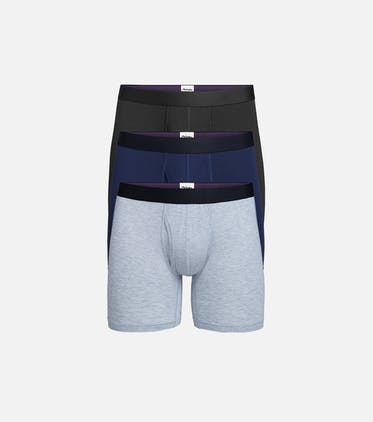 Boxer Brief w/ Fly 3-Pack in Classic Pack