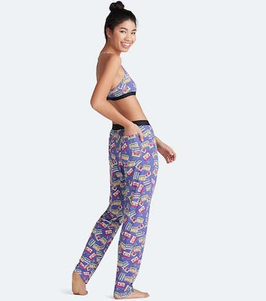 Women's Lounge Pant in Mixtapes