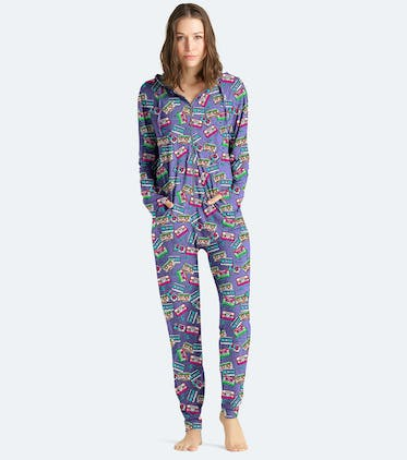 Unisex Onesie in Mixtapes