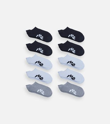 Ankle Sock 10-Pack in Classic Pack