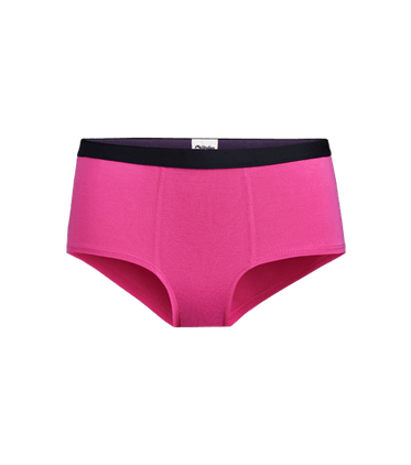 Women's Cheeky Brief in Candy