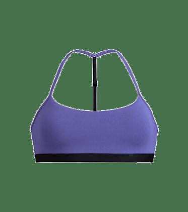 T-Back Bralette in Grape
