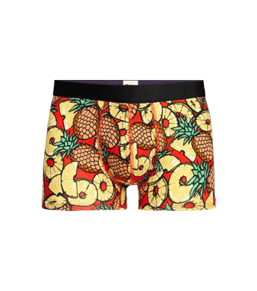 Men's Trunk in Pineapples