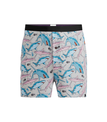 Men's Boxer in Sharks