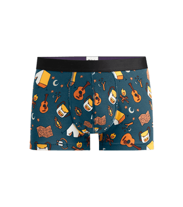Men's Trunk in Campout