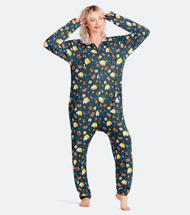 Unisex Onesie in Campout