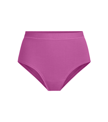 FeelFree High-Waisted Cheeky in Purple Orchid