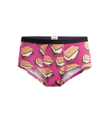 Women's Cheeky Brief in S'mores