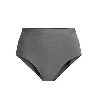 FeelFree High-Waisted Cheeky in Grey