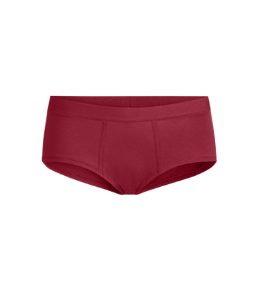 FeelFree Cheeky Brief in Cabernet