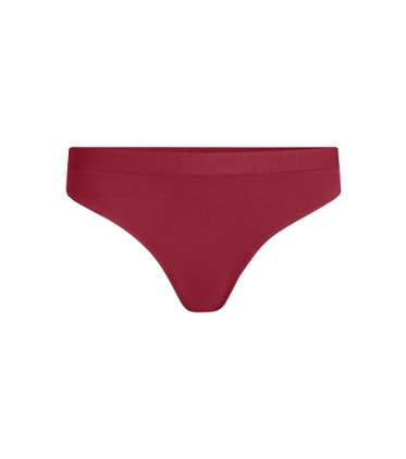 FeelFree Thong in Cabernet