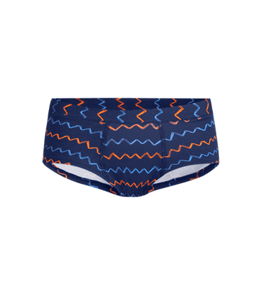 FeelFree Cheeky Brief in Squiggle