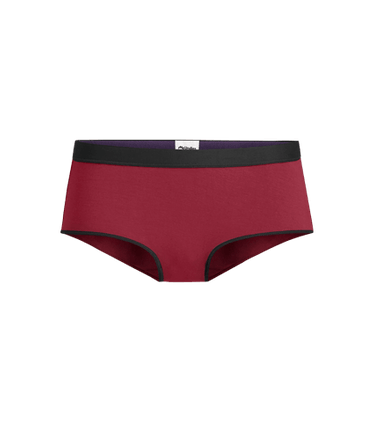 Women's Hipster in Cabernet