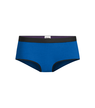 Women's Hipster in Brilliant Blue
