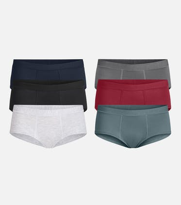 FeelFree Cheeky Brief 6-Pack in Classic Pack