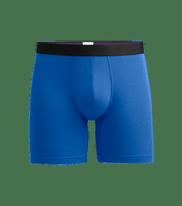 Men's Boxer Brief in Brilliant Blue