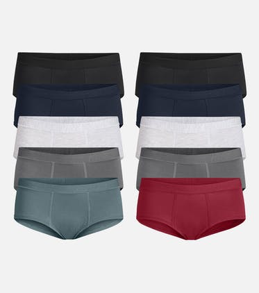 FeelFree Cheeky Brief 10-Pack in Classic Pack