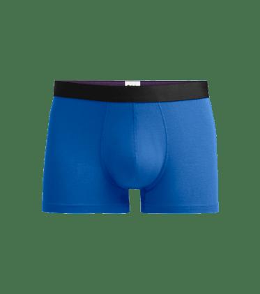 Men's Trunk in Brilliant Blue