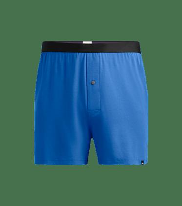 Men's Boxer in Brilliant Blue