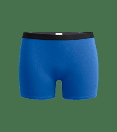 Women's Boyshort in Brilliant Blue