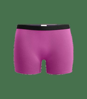 Women's Boyshort in Purple Orchid
