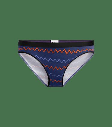 Women's Bikini in Squiggle