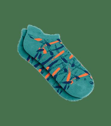 Ankle Sock in Brush