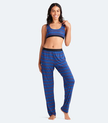 Women's Lounge Pant in Squiggle