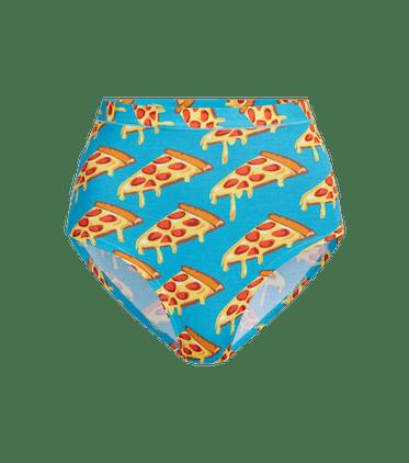 FeelFree High-Waisted Cheeky in Slice Slice Baby