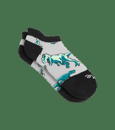 Ankle Sock in Rawr.