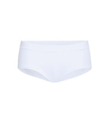 FeelFree Cheeky Brief in White